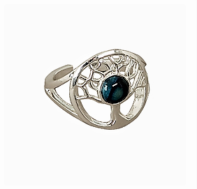 """ NEW ""  Tree Of Life Ring"