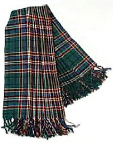 DRUMMERS PLAID - Belted - Reiver