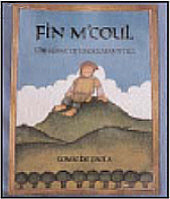 FIN M'COOL - IRISH CHILDREN'S BOOK