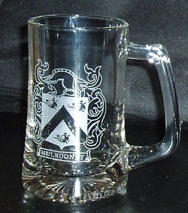 SPORTSTEIN - with Irish Family Coat of Arms
