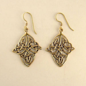Fishermans-Knot Earrings