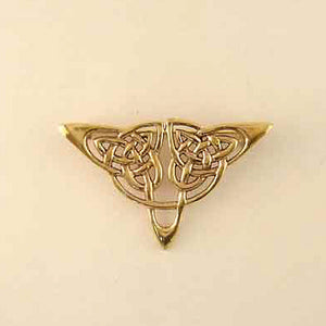 Celtic Wings Brooch