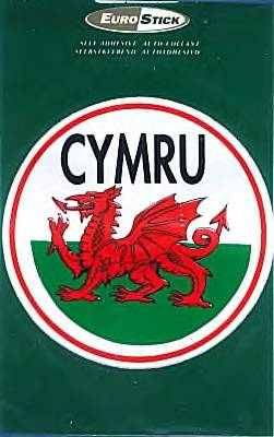 Welsh Sticker - Welsh Language
