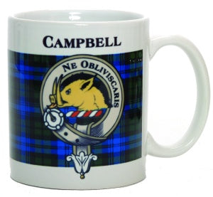 Clan Coffee Mug