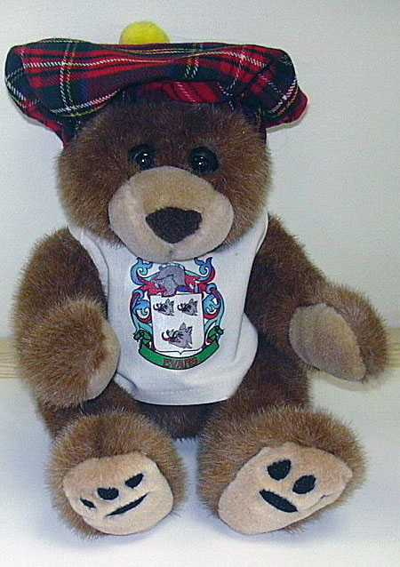 CLAN TEDDY BEAR