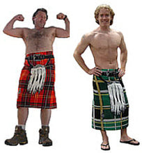 Load image into Gallery viewer, Insta-Kilts - The Instant Kilt Beach Towel