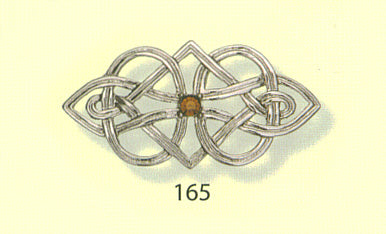 Celtic Interlace with Stone