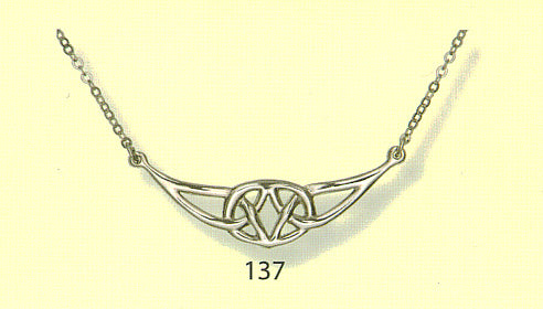 Celtic Interlace Necklace