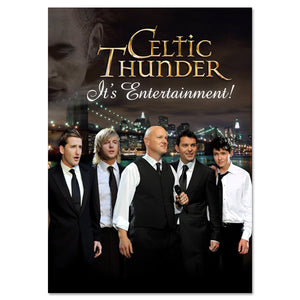 Celtic Thunder - DVD - It's Entertainment!