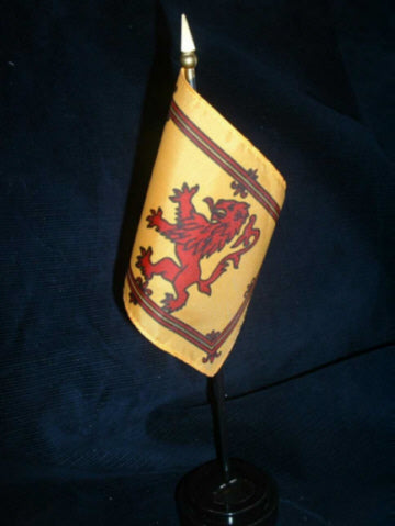 SCOTTISH FLAG - Desk Top