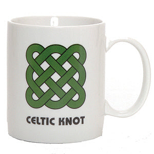 Coffee Mug - Celtic Knot