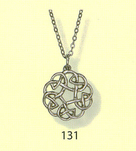 Celtic Interlace - Round