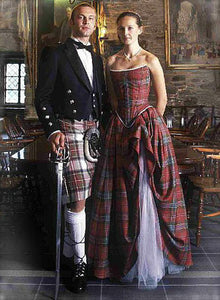 KILT - 16oz Strome 'Standard' or 'Select Designs' -  8 Yards