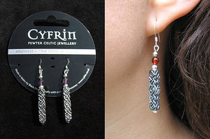 """Cyfrin"" Jewelry - Earrings"