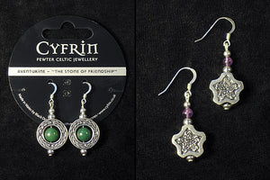 "Special ""Cyfrin"" Jewelry - Earrings"