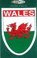 Welsh Sticker - English Language