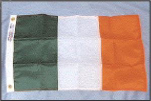 FLAG - Ireland's Tri-Color - 3' x 5'