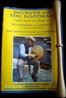 Bodhran Tutor Book Secrets