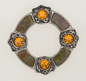Cathedral Brooch