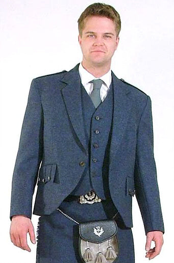 Day Jacket - Ettrick Tweed