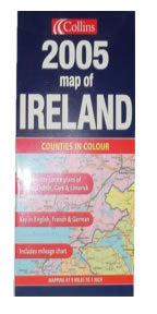 2005 Map of Ireland