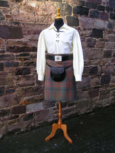 "CASUAL KILT - 10oz Reiver Twill Weave - 56"" To 60"" Seat"