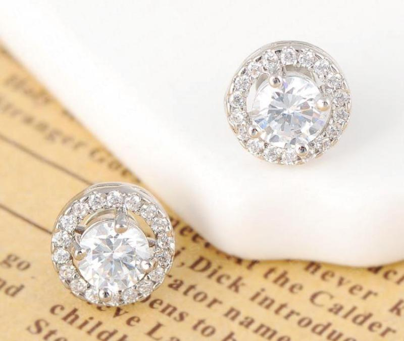Elegant Wedding Earrings