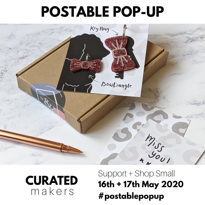 Postable Pop-Up MAY