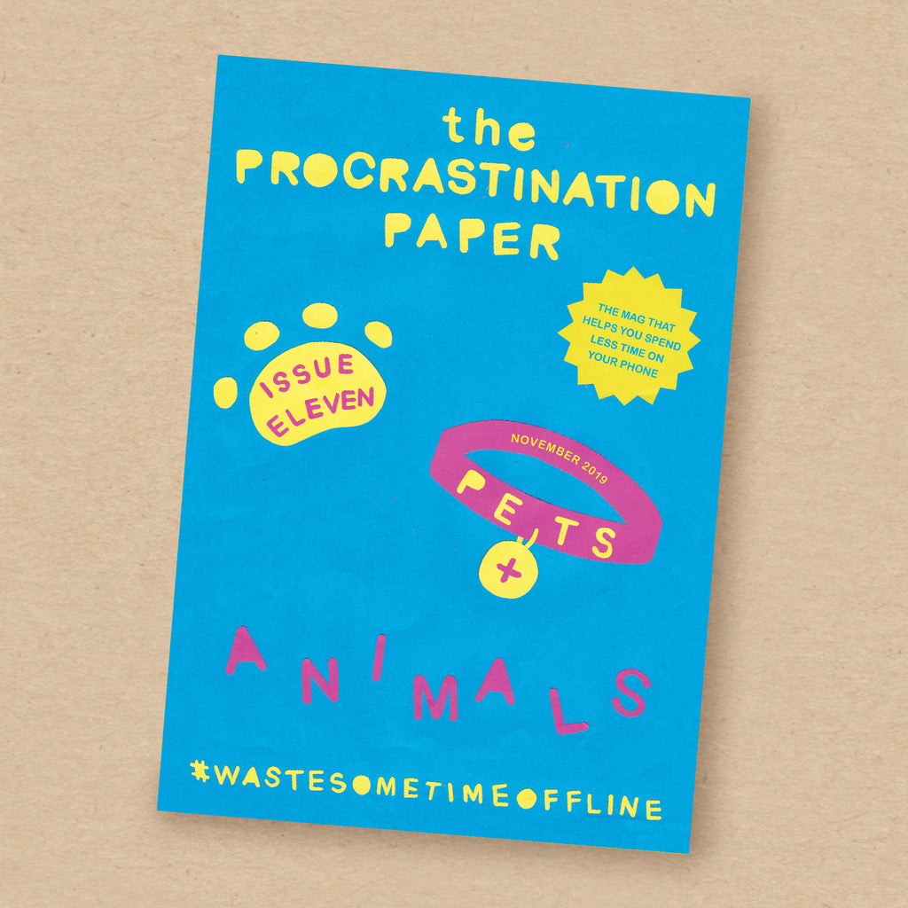 The Procrastination Paper - Zabby Allen