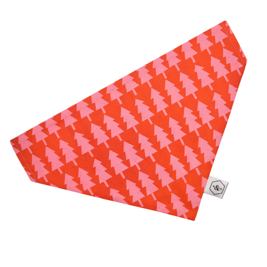 Christmas Reversible Bandana