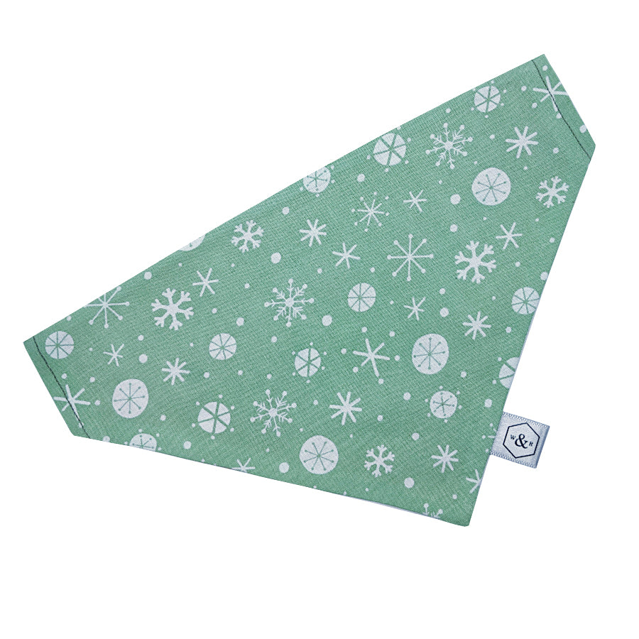 Wonderful Winter Reversible Bandana