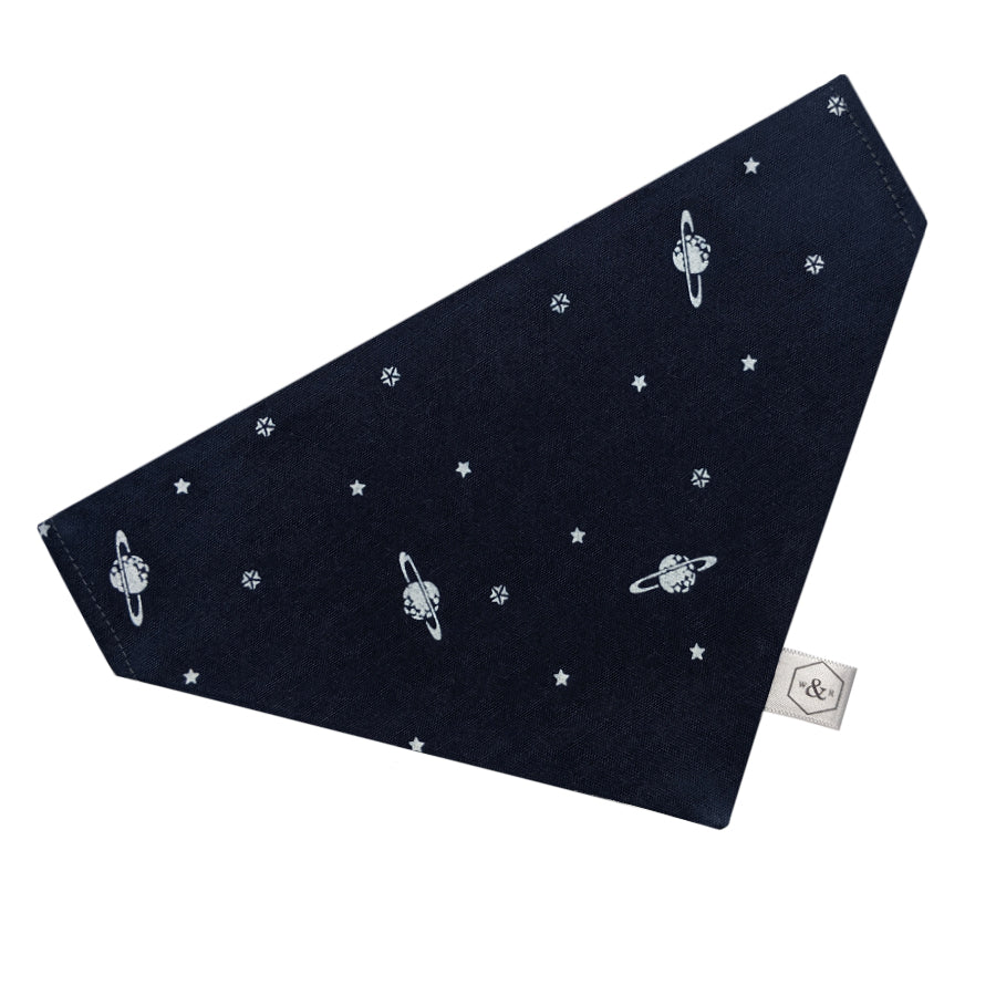 Outer Space Reversible Bandana
