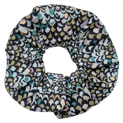 Liberty Adriatic Print Hair Scrunchie