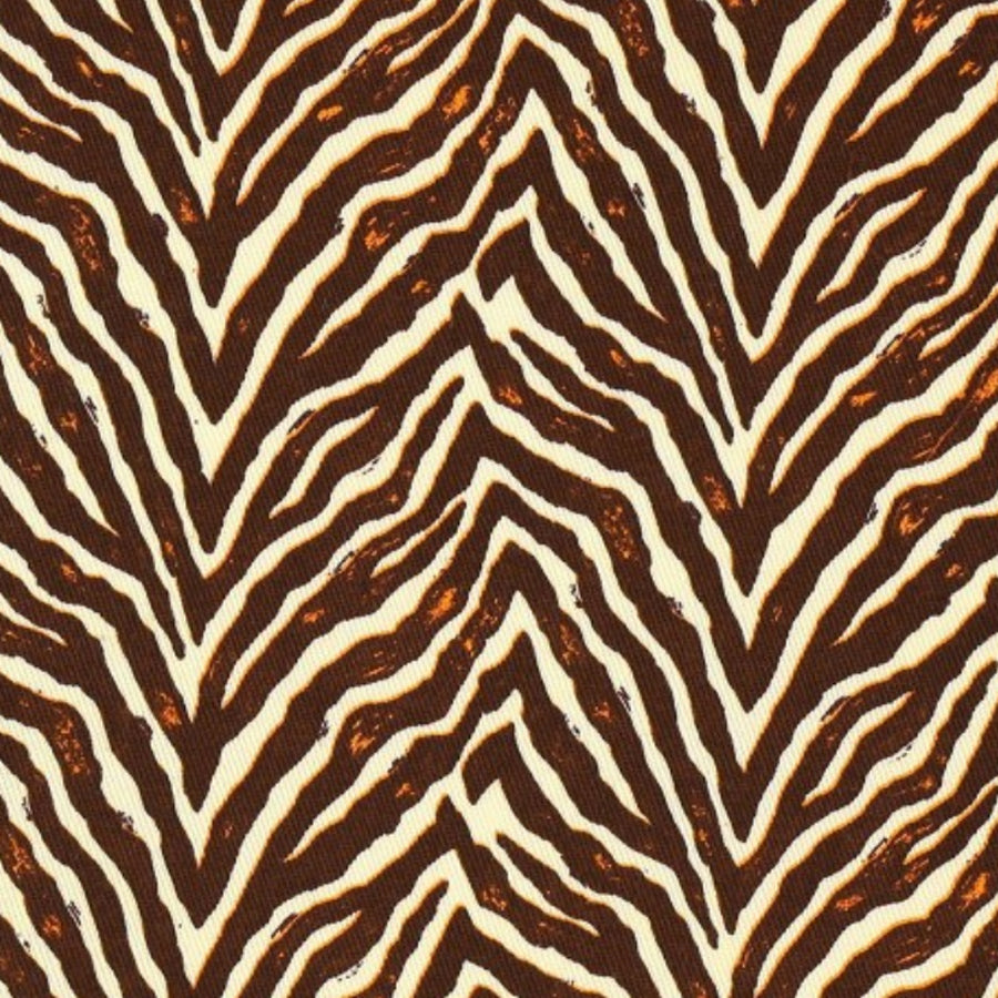Wren & Rye - Animal Stripe Fabric Swatch