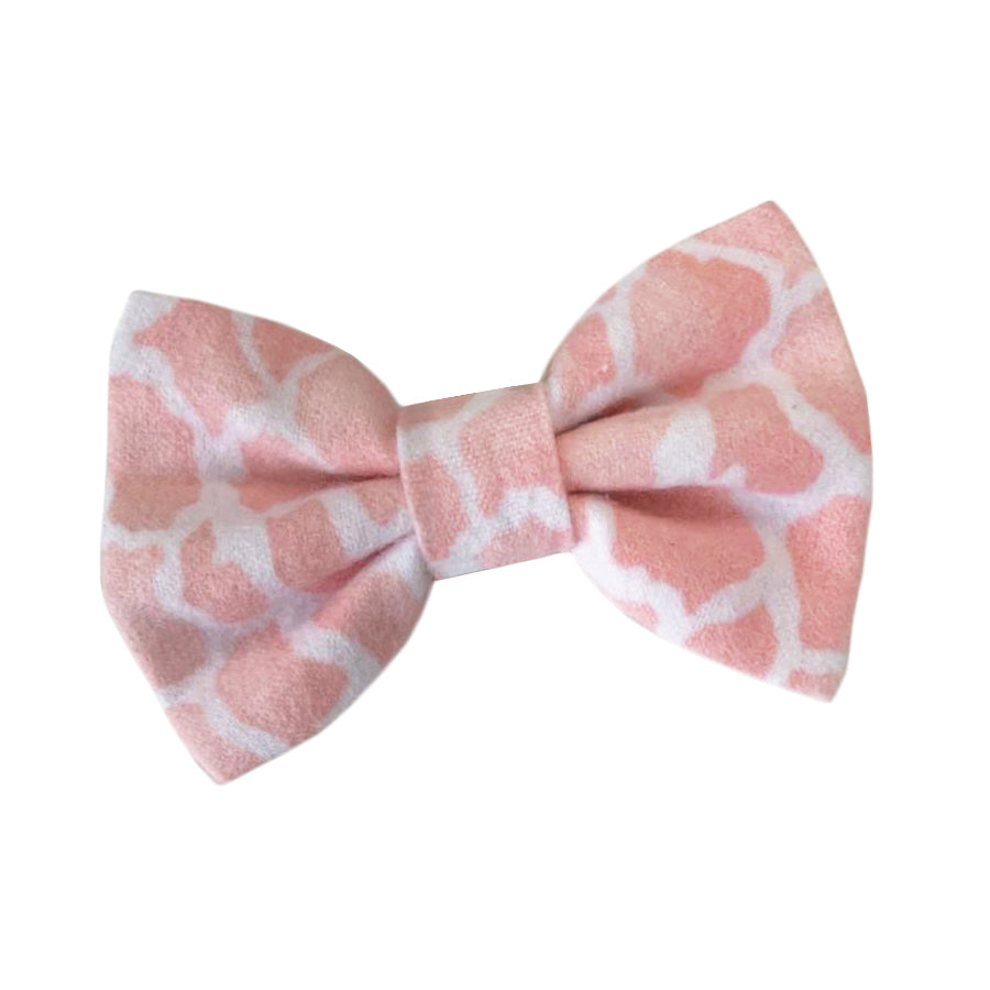 Wren & Rye - Candy Animal Print Cotton Bow Tie