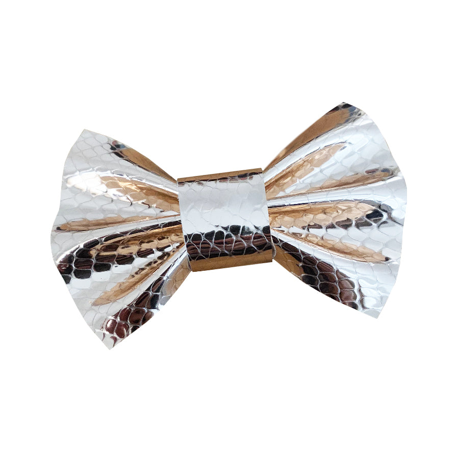 Wren & Rye - Animal Copper Dog Bow Tie
