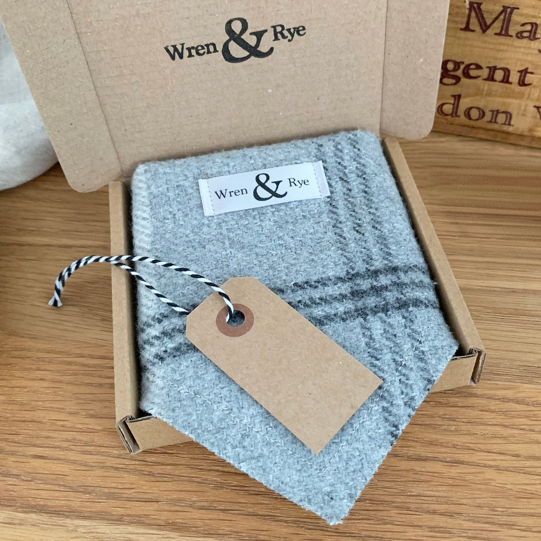 Wren & Rye - Branded Packaging