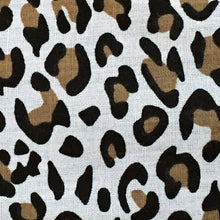 Load image into Gallery viewer, Wren & Rye - Leopard Print Fabric Swatch