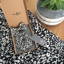 Load image into Gallery viewer, Wren & Rye - Leopard Print Gift Set Example