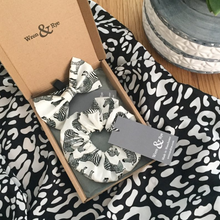 Load image into Gallery viewer, Wren & Rye - Zebra Print Gift Set Example