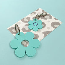 Load image into Gallery viewer, Aqua Splash Pooch & Pooch Parent DaisyDangle Set