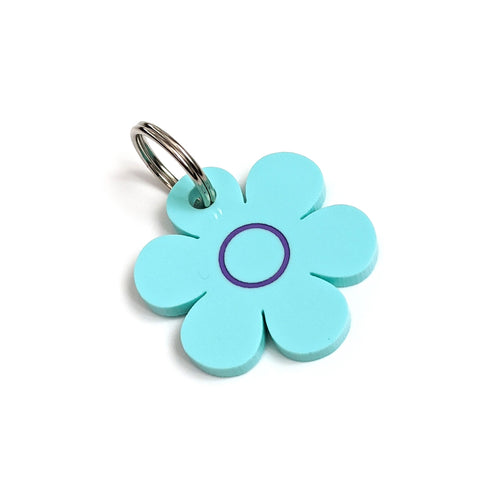 Aqua Splash DaisyDangle