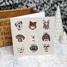 Load image into Gallery viewer, Yappy Woofmas Christmas Card