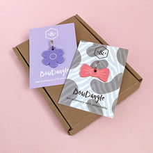 Load image into Gallery viewer, Mini Daisy Gift Box - Lilac and Coral