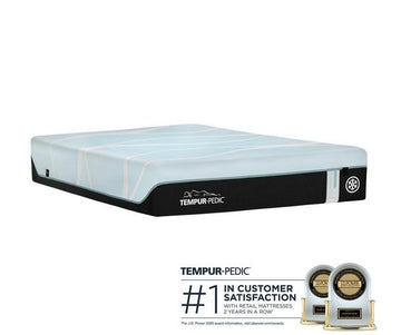 "TEMPUR-PRObreeze° 12"" Medium Hybrid Mattress"