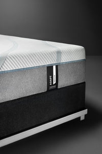 TEMPUR-PEDIC Adapt Series in Medium and Medium Hybrid Comfort Levels