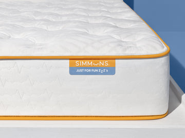 Simmons Beautyrest VIBEZZZ Medium