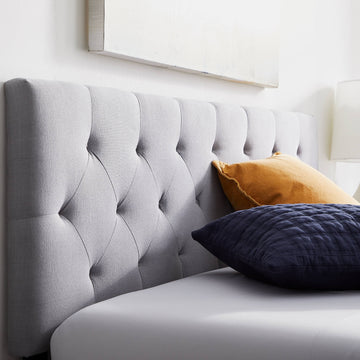Malouf Reed Upholstered Headboard