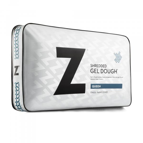 Shredded Gel Dough Z Pillow