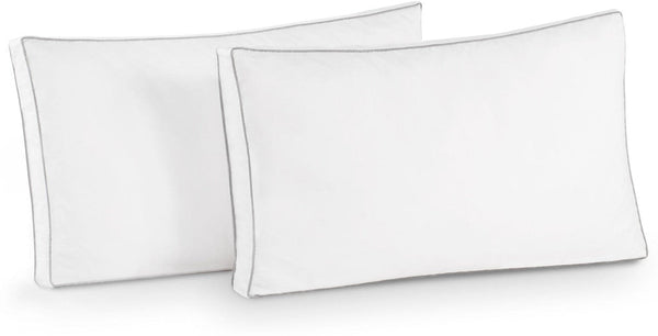 WEEKENDER Shredded Memory Foam Queen Pillow – 2 Pack